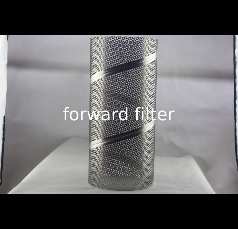 Polished Polished Perforated Cylinder Hydraulic Filtration Vehicle Exhausts